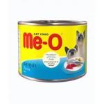 Me-O Tuna ชนิดเปียก สำหรับแมว รสปลาทูน่า 185 กรัม