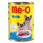 Me-O Tuna ชนิดเปียก สำหรับแมว รสปลาทูน่า 400 กรัม