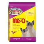 Me-O ชนิดเม็ด สำหรับแมวโต รสซีฟู้ด 3 kg
