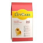 Dr. LuvCare ชนิดเม็ด สำหรับสุนัขพันธุ์เล็ก รสตับ นม ผักและไข่ 2 kg