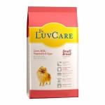 Dr. LuvCare ชนิดเม็ด สำหรับสุนัขพันธุ์เล็ก รสตับ นม ผักและไข่ 9 kg