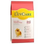 Dr. LuvCare ชนิดเม็ด สำหรับสุนัขพันธุ์เล็ก รสตับ นม ผักและไข่ 500 กรัม