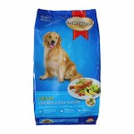 SmartHeart ชนิดเม็ด สำหรับสุนัขโต รสไก่และไข่ 3 kg