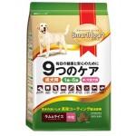 SmartHeart Gold ชนิดเม็ด สำหรับสุนัขโต สูตรเนื้อแกะและข้าว 3 kg