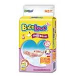 เบบี้เลิฟ Baby Love Easy Tape ไซส์ New Born ห่อ 32 ชิ้น