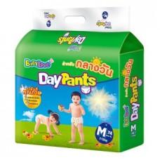 เบบี้เลิฟ Baby Love Daypants ไซส์ M ห่อ 74 ชิ้น