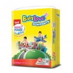 เบบี้เลิฟ Baby Love Play Pants Nano power Plus ไซส์ XL ห่อ 48 ชิ้น