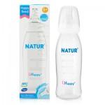 เนเจอร์ Natur ขวดนม   UHappy 8 oz. ไซส์L สำหรับ 6 เดือนขึ้นไป