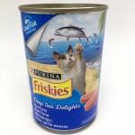Friskies ชนิดเปียก สำหรับแมวโต รสปลาทูน่า 400 กรัม