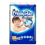 มามี่โพโค Mamy Poko Extra Dry ไซส์ XXL ห่อ 12 ชิ้น (เทปกาว)