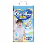มามี่โพโค Mamy Poko Pants Extra Dry Skin ไซส์ XL สำหรับเด็กผู้ชาย ห่อ 46 ชิ้น (กางเกง)
