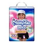 มามี่โพโค Mamy Poko Pants Extra Soft  ไซส์ XXXL สำหรับเด็กผู้หญิง ห่อ 10 ชิ้น (กางเกง)