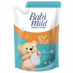 เบบี้มายด์ Babi mild น้ำยาซักผ้า สูตรยูวีคัต 600 มล.