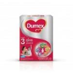 ดูเม็ก Dumex ดูโกร 3 ซูเปอร์มิกซ์ รสจืด กล่อง 600 กรัม