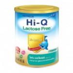 ดูเม็ก Dumex ไฮคิว แลคโตสฟรี 400 กรัม อาหารทารก สูตรปราศจากน้ำตาลแลคโตส