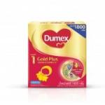 ดูเม็ก Dumex โกลด์พลัส แอดวานซ์ นิวทรี สูตร 1  1,800 กรัม