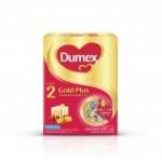 ดูเม็ก Dumex โกลด์พลัส แอดวานซ์ นิวทรี สูตร 2  600 กรัม