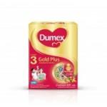 ดูเม็ก Dumex โกลด์พลัส แอดวานซ์ นิวทรี สูตร 3  600 กรัม