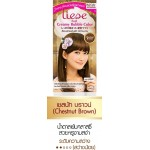 Liese Creamy Bubble Hair Color #Chestnut brown