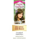 Liese Creamy Bubble Hair Color #Ash brown