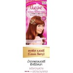 Liese Creamy Bubble Hair Color #Cassis berry