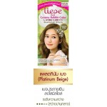 Liese Creamy Bubble Hair Color #Platinum beige