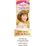 Liese Creamy Bubble Hair Color #Milk tea brown