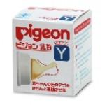 พีเจ้น Pigeon จุกนมยาง คลาสสิค ไซส์ Y สำหรับ 2-3 เดือน+ และน้ำผลไม้,น้ำซุป