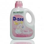 ดีนี่ D-nee น้ำยาปรับผ้านุ่ม Happy Baby 1000 มล. สีชมพู