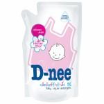 ดีนี่ D-nee น้ำยาซักผ้าเด็ก กลิ่น Honey Star 600 มล.