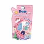 ดีนี่ D-nee ผลิตภัณฑ์ซักผ้าเด็ก ดีนี่ Lively ถุงเติม 600 มล.