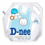ดีนี่ D-nee น้ำยาซักผ้าเด็ก กลิ่น Lovely Sky  1,800 มล.