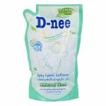 ดีนี่ D-nee ผลิตภัณฑ์ปรับผ้านุ่มเด็ก ดีนี่  Natural Time ถุงเติม 600 มล.
