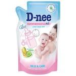 ดีนี่ D-nee ผลิตภัณฑ์ล้างขวดนมเด็ก ดีนี่ ถุงเติม 900 มล.
