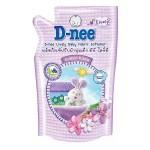 ดีนี่ D-nee ผลิตภัณฑ์ปรับผ้านุ่มเด็ก ดีนี่ ไลฟ์ลี่  Patchouli Blossom ถุงเติม 600 มล.
