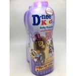 ดีนี่ D-nee คิดส์ แป้งเด็ก เบอร์รี่ แดนซ์(สีม่วง) 400 กรัม แพ็คคู่