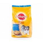 Pedigree ชนิดเม็ด รสเนื้อไก่ ตับและผัก 480 g สำหรับสุนัขพันธุ์เล็ก
