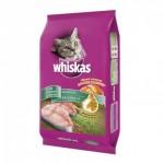 Whiskas ชนิดเม็ด รสปลาทูน่า 7 kg สูตรแมวโต