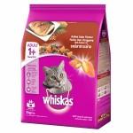 Whiskas ชนิดเม็ด รสปลาซาบะย่าง 3.3 kg อายุ 1 ปี ขึ้นไป