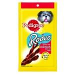 Pedigree โรดิโอ รสเนื้อวัวและตับ 90 g