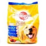 Pedigree ชนิดเม็ด รสเนื้อไก่และผัก 500 g สำหรับสุนัขโตเต็มวัย
