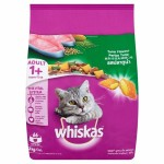 Whiskas ชนิดเม็ด รสปลาทูน่า 3 kg สูตรแมวโต