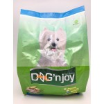 ด็อก เอ็นจอย Dog'n Joy ชนิดเม็ด สำหรับสุนัข รสไก่และตับ 500 กรัม