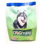 ด็อก เอ็นจอย Dog'n Joy ชนิดเม็ด สำหรับสุนัขโตพันธุ์กลาง-ใหญ่ รสไก่และตับ 500 กรัม