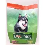 ด็อก เอ็นจอย Dog'n Joy ชนิดเม็ด สำหรับสุนัขโตพันธุ์กลาง-ใหญ่ รสเนื้อและตับ 500 กรัม