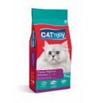 แคท เอ็นจอย Cat'n Joy ชนิดเม็ด สำหรับแมวโตทุกสายพันธุ์ อายุ 1 ปีขึ้นไป รสปลาทูน่า 7 kg