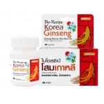 NanoMed Biorezipe Korea ginseng 30 เม็ด