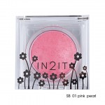 In2It Sheer shimmer blush SB 01 pink pearl
