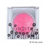 In2It Sheer shimmer blush SB 02 rose pearl