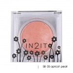 In2It Sheer shimmer blush SB 05 apricot pearl